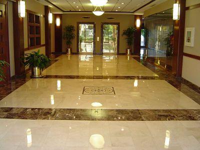 Limpieza de Oficinas en Fuenlabrada, Alcorcón. Hall de oficinas. Cámara limpiezas